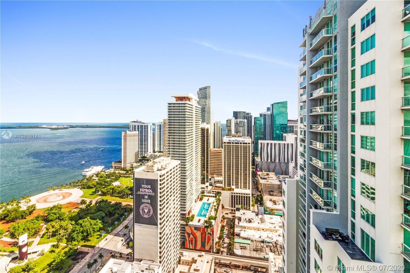 244 Biscayne BLVD #4508, Miami, FL 33132 - #: A10869181