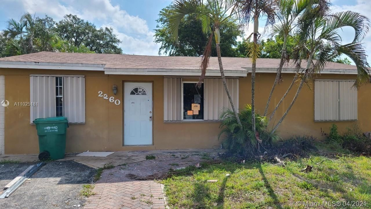2260 SW 42nd Ter, Fort Lauderdale, FL 33317 - #: A11025181