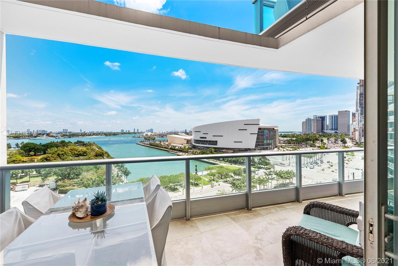 900 Biscayne Blvd #1103, Miami, FL 33132 - #: A11027181