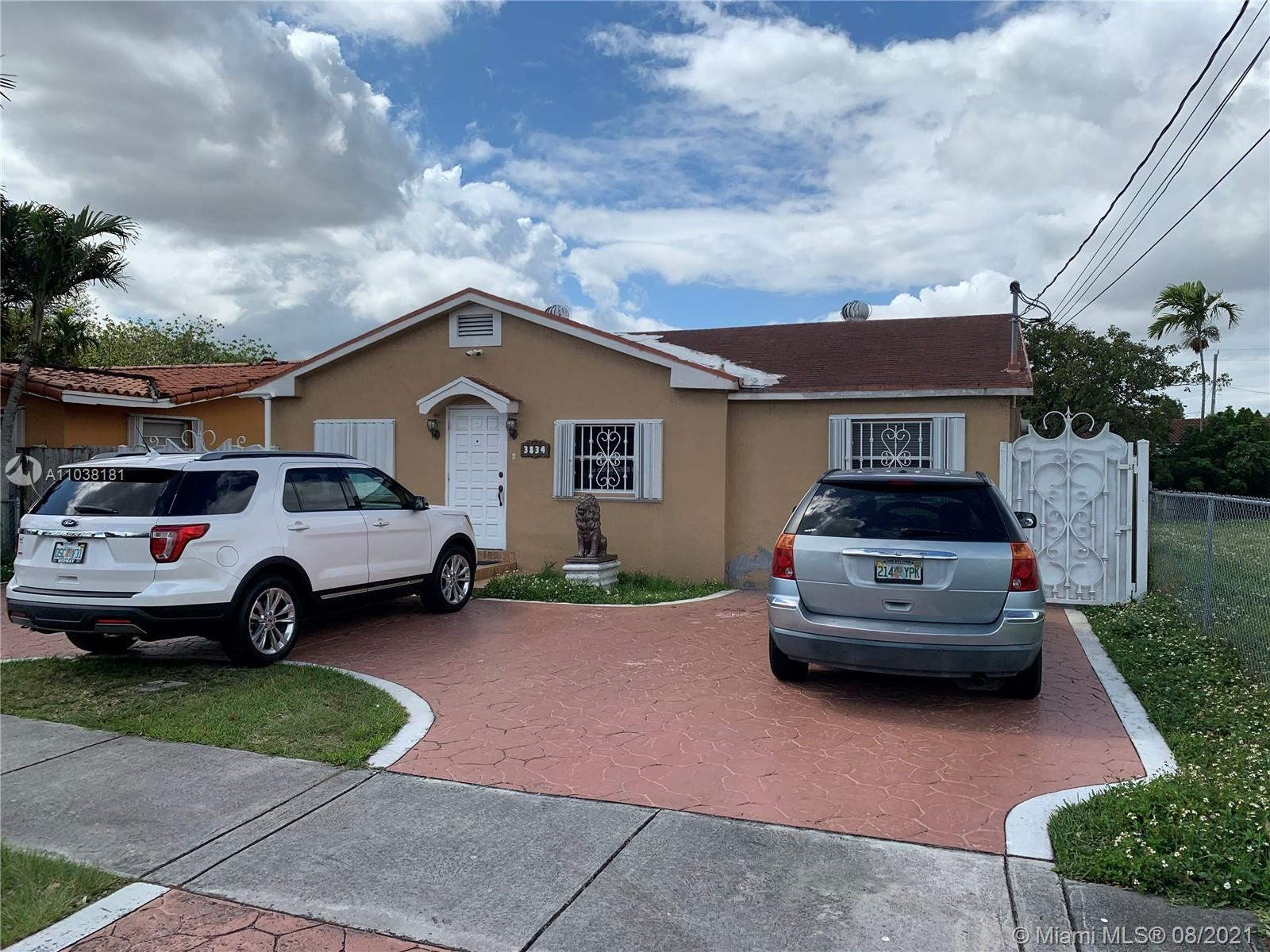 3834 SW 87th Pl, Miami, FL 33165 - #: A11038181