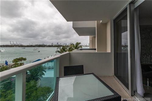Foto de inmueble con direccion 1200 West Ave #328 Miami Beach FL 33139 con MLS A10791182
