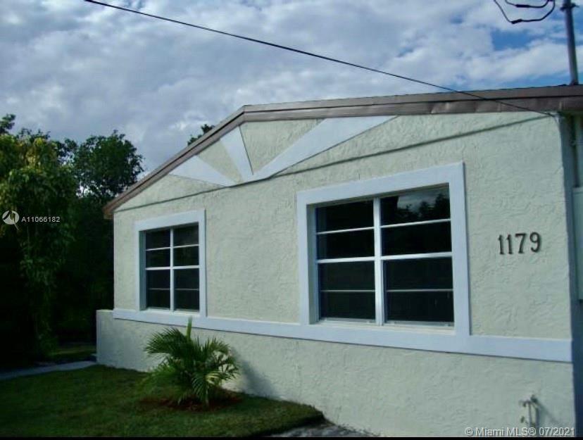 1179 Hayes St, Hollywood, FL 33019 - #: A11066182