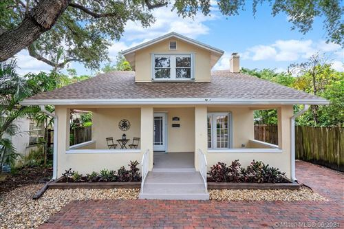 Photo of 1640 Jefferson St, Hollywood, FL 33020 (MLS # A11053183)