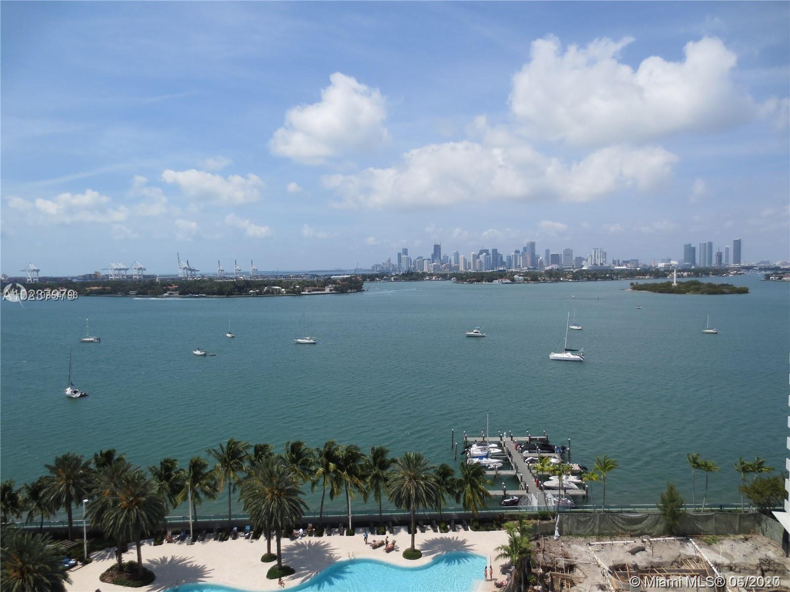 1500 Bay Rd #1420S, Miami Beach, FL 33139 - #: A10854183