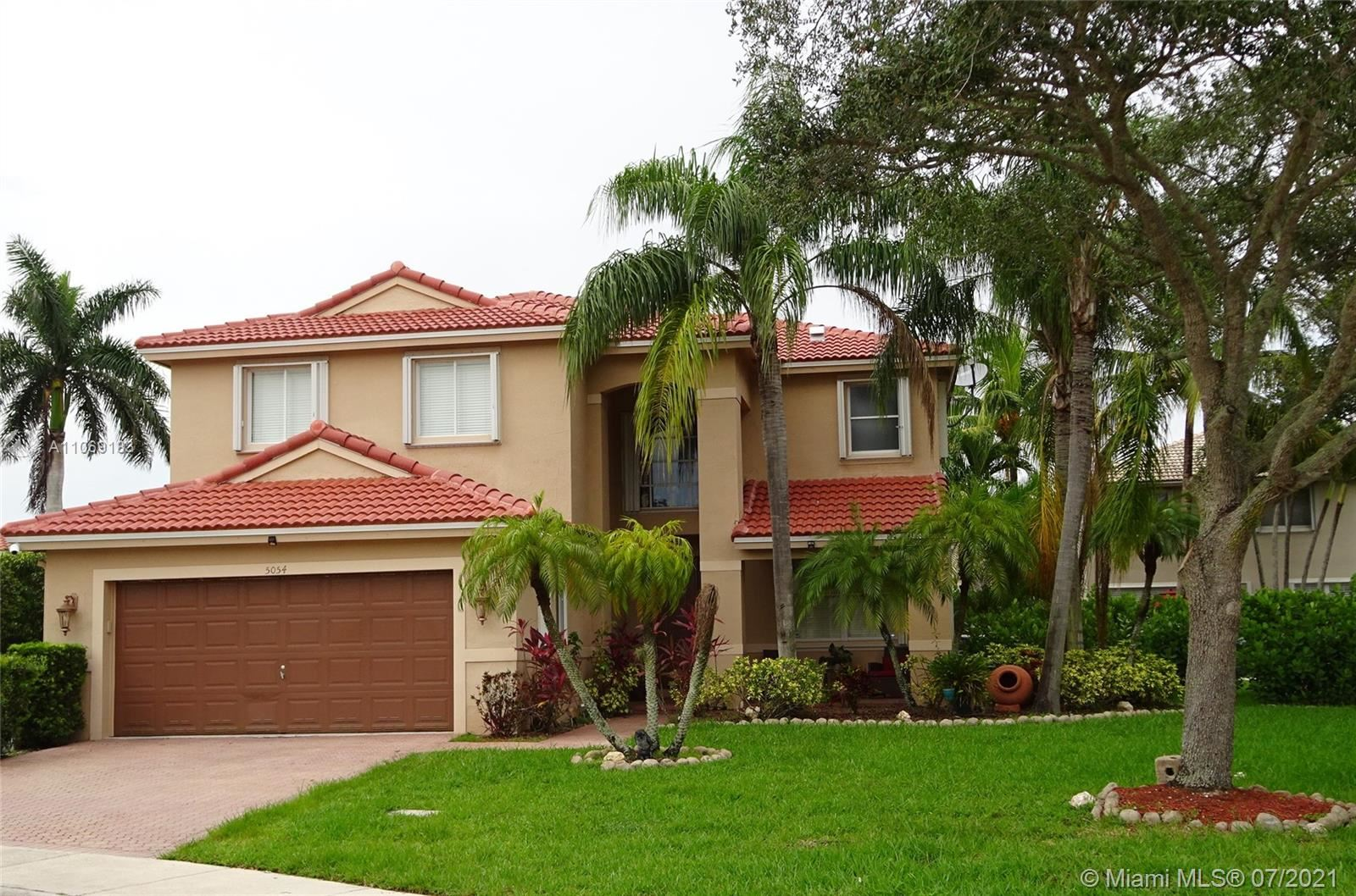 5054 NW 121st Dr, Coral Springs, FL 33076 - #: A11069183