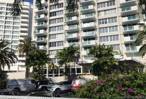 Foto de inmueble con direccion 1200 West Ave #728 Miami Beach FL 33139 con MLS A10816184