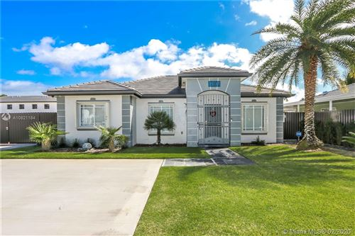 Photo of Listing MLS a10821184 in 25137 SW 133rd Pl Miami FL 33032