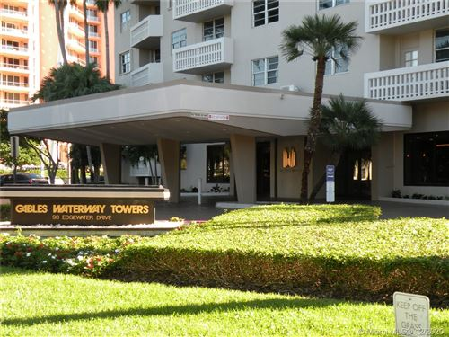 Photo of 90 Edgewater Dr #1008, Coral Gables, FL 33133 (MLS # A10968184)