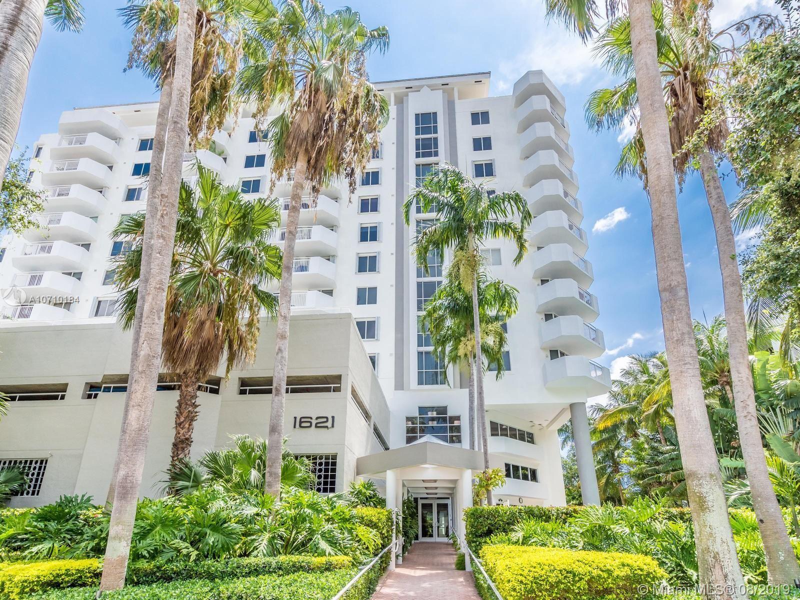 1621 Bay Rd #502, Miami Beach, FL 33139 - #: A10710184