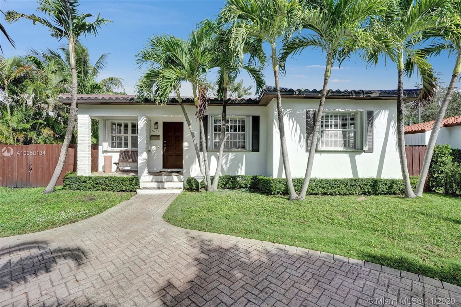5751 SW 11th St, West Miami, FL 33144 - #: A10958184