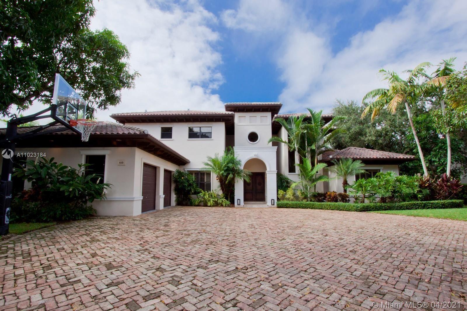 610 Blue Rd, Coral Gables, FL 33146 - #: A11023184
