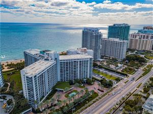 Photo of 10275 Collins Ave #916, Bal Harbour, FL 33154 (MLS # A10604185)