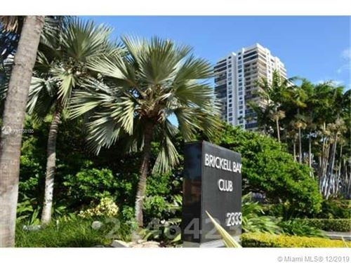 Photo of 2333 Brickell #314, Miami, FL 33129 (MLS # A10788185)