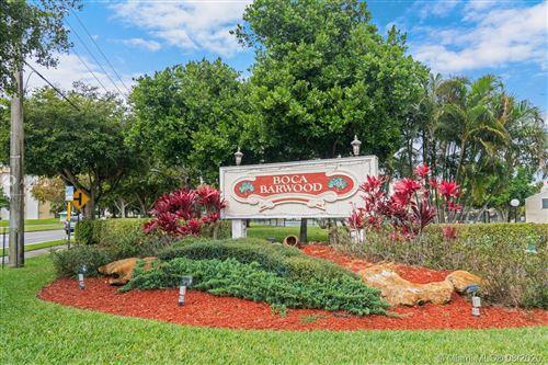 Foto de inmueble con direccion 23305 N Barwood Ln N #409 Boca Raton FL 33428 con MLS A10821185