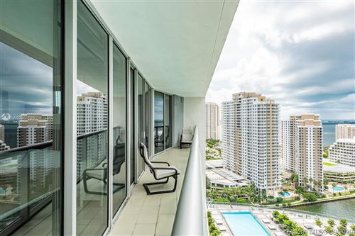 Photo of 475 Brickell Ave #2513, Miami, FL 33131 (MLS # A10866185)