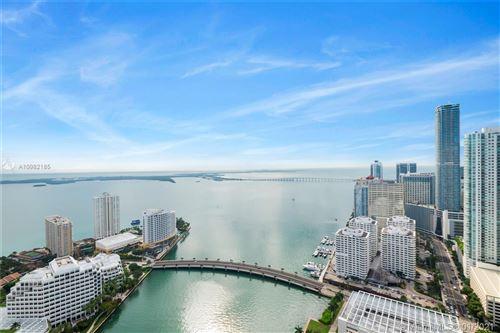 Photo of 495 Brickell Ave #4603, Miami, FL 33131 (MLS # A10982185)