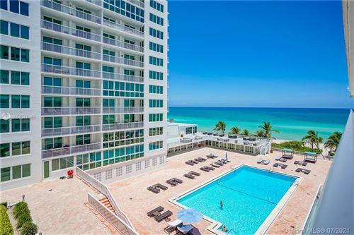 Photo of 5401 Collins Ave #345, Miami Beach, FL 33140 (MLS # A11041185)