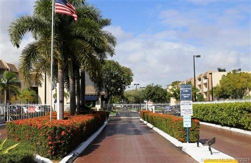 Photo of 7775 SW 86th St #F1-205, Miami, FL 33143 (MLS # A11096185)