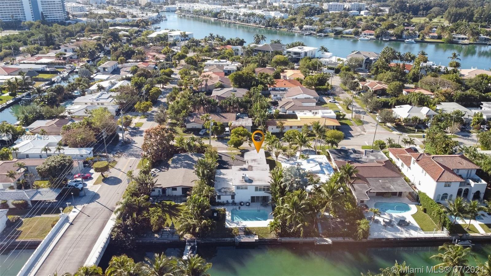 1215 Daytonia Rd, Miami Beach, FL 33141 - #: A10961185