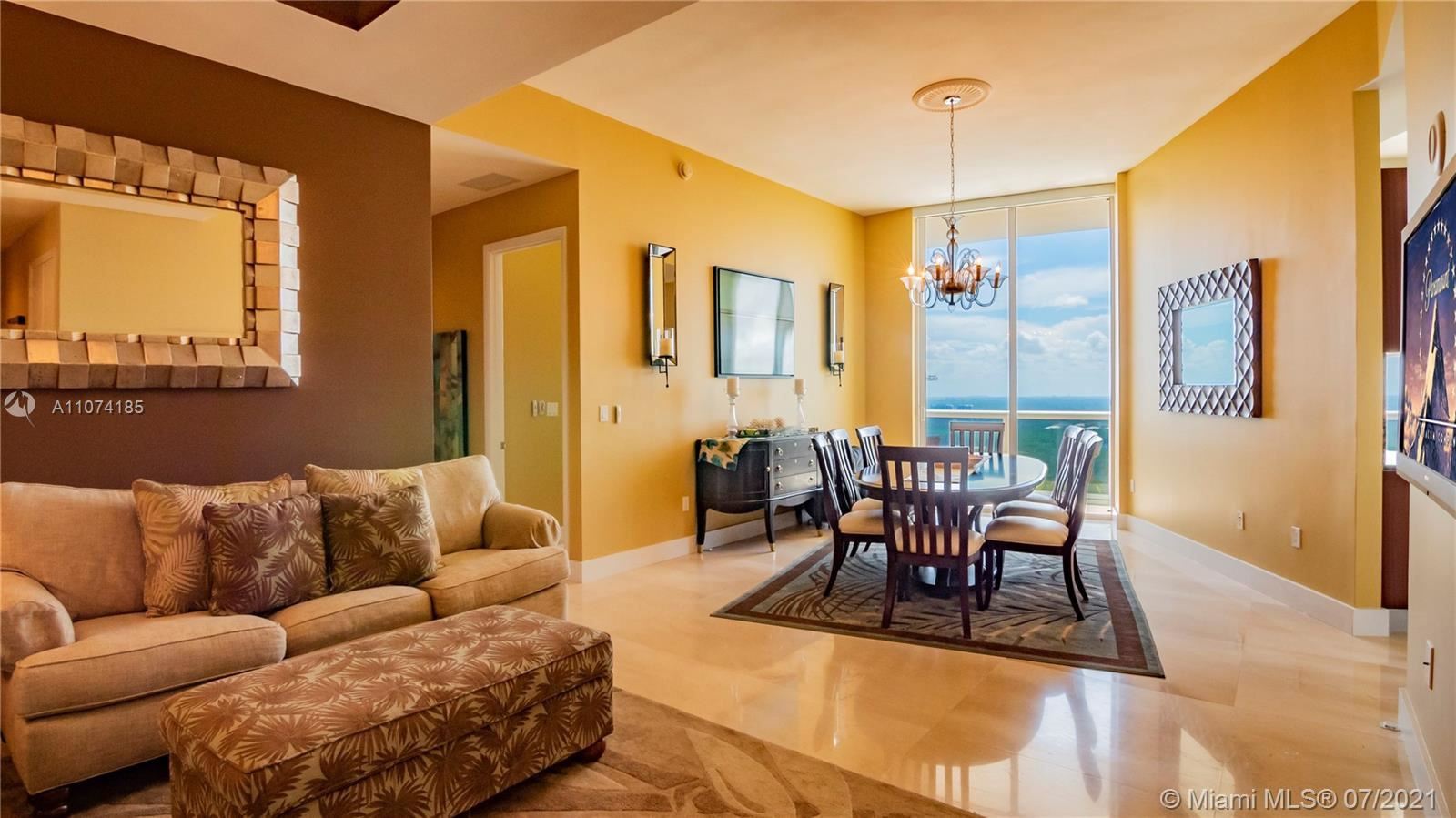 Photo of 15901 Collins Ave #4105, Sunny Isles Beach, FL 33160 (MLS # A11074185)