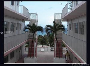 Photo of Listing MLS a10695186 in 9317 Collins Ave #17 Surfside FL 33154
