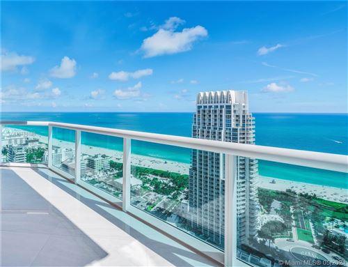 Photo of 300 S Pointe Dr #3801/3802, Miami Beach, FL 33139 (MLS # A10768186)