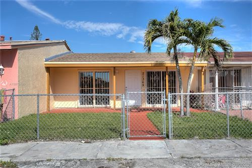 Photo of Listing MLS a10810186 in 21369 NW 39th Ave Miami Gardens FL 33055