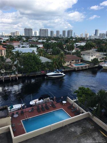 Photo of 2903 N Miami Beach Blvd #708, North Miami Beach, FL 33160 (MLS # A10935186)