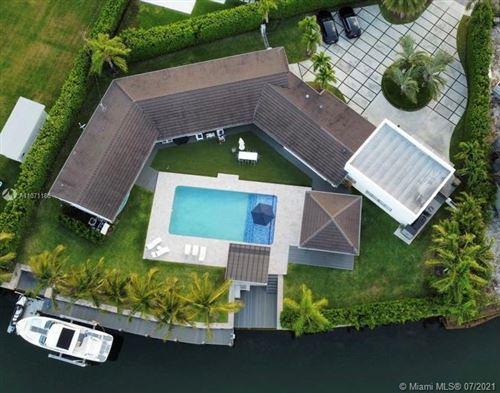 Photo of 2190 Alamanda Dr, North Miami, FL 33181 (MLS # A11071186)