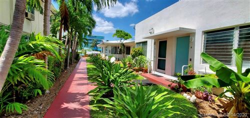 Foto de inmueble con direccion 8430 Byron Ave Miami Beach FL 33141 con MLS A10852187