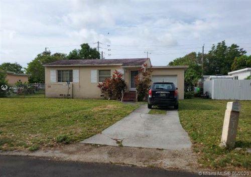 Photo of 210 NW 126th St, North Miami, FL 33168 (MLS # A10883187)