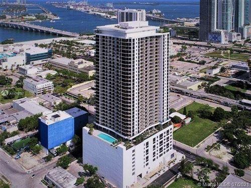 Photo of 1600 NE 1st Ave #2512, Miami, FL 33132 (MLS # A11078187)