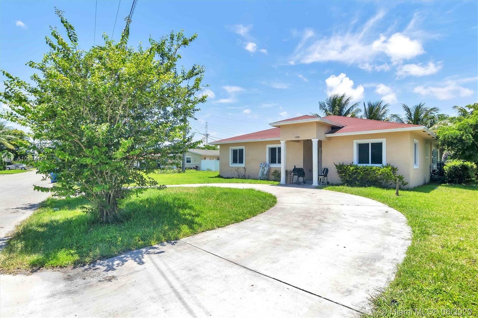 1721 NE 2nd Ter, Pompano Beach, FL 33060 - #: A10874187
