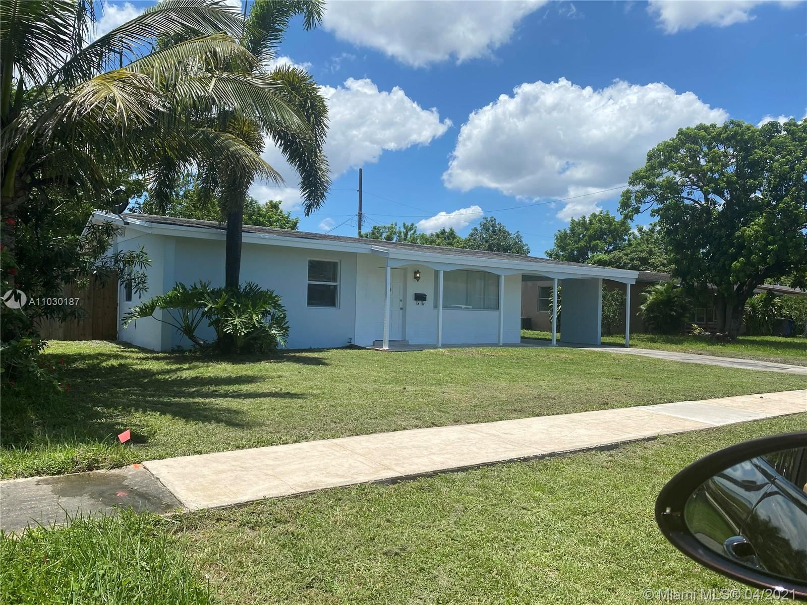 Photo of 2911 NW 44th Ave, Lauderdale Lakes, FL 33313 (MLS # A11030187)