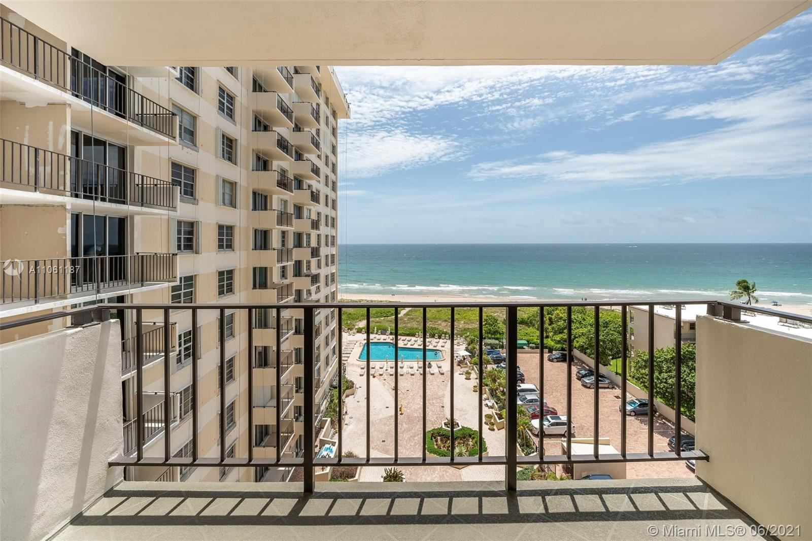 Photo of 1900 S Ocean Blvd #8T, Lauderdale By The Sea, FL 33062 (MLS # A11061187)