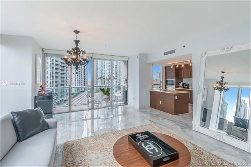 Photo of 485 Brickell Ave #1708, Miami, FL 33131 (MLS # A10846188)