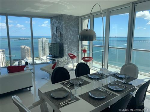 Photo of 495 Brickell Ave #3401, Miami, FL 33131 (MLS # A10864188)