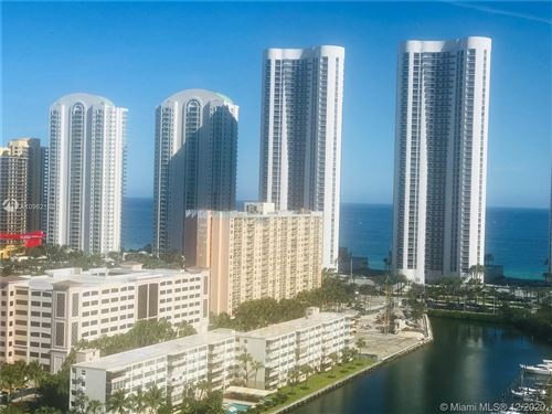 Photo of 500 Bayview Dr #2117, Sunny Isles Beach, FL 33160 (MLS # A10962188)