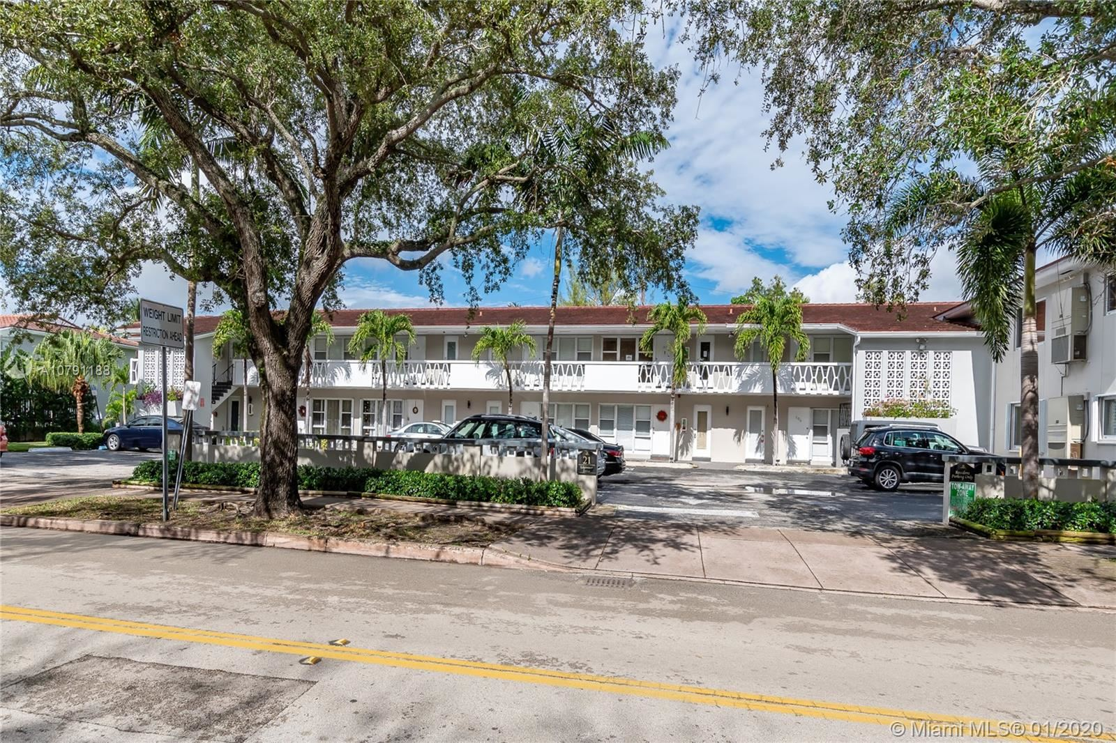 21 Edgewater Dr #207, Coral Gables, FL 33133 - #: A10791188