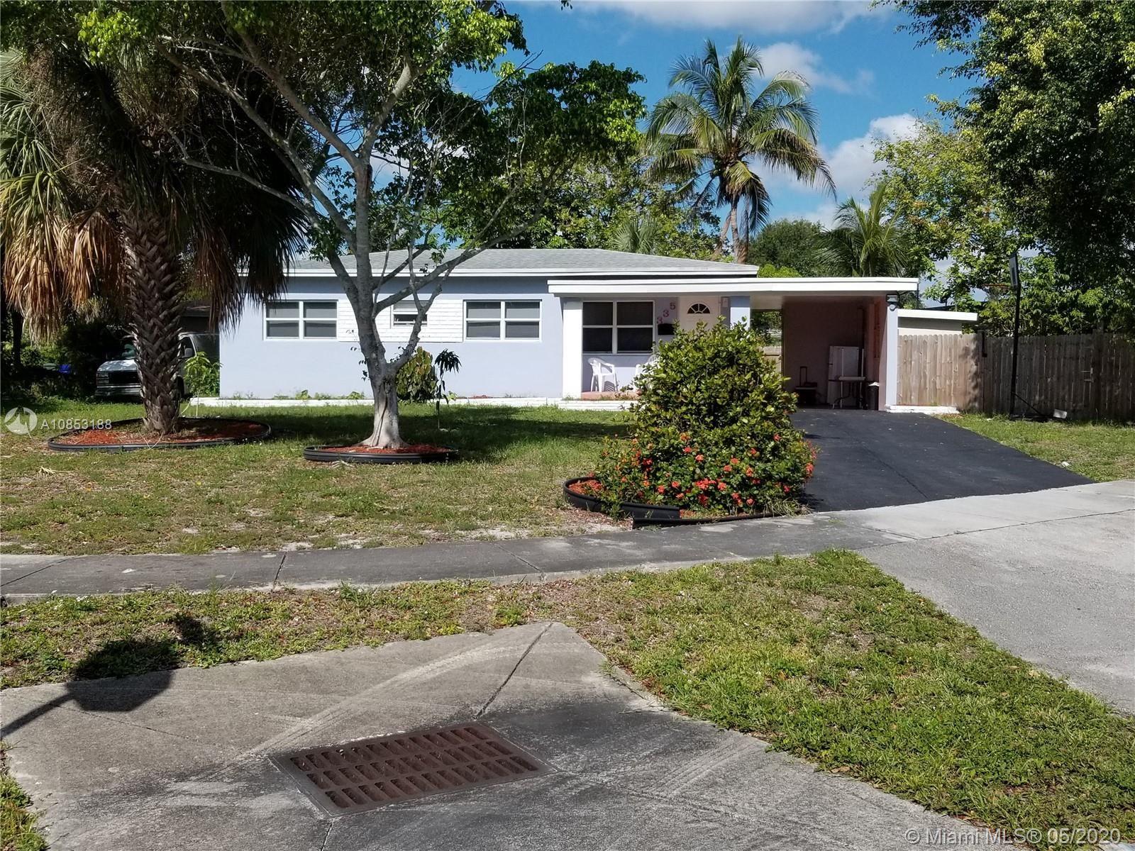 335 Georgia Ave, Fort Lauderdale, FL 33312 - #: A10853188