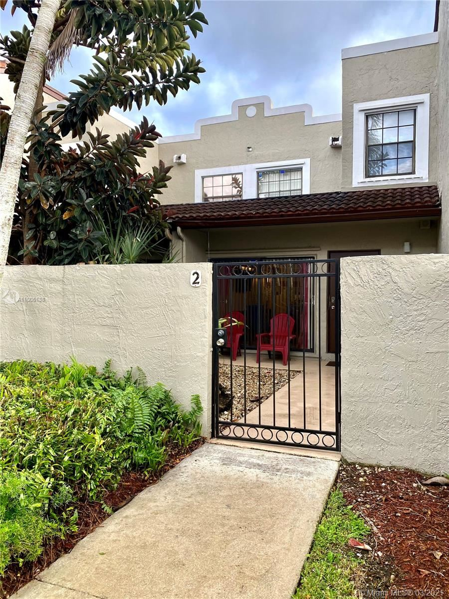 15375 SW 105th Ln #2, Miami, FL 33196 - #: A11005188
