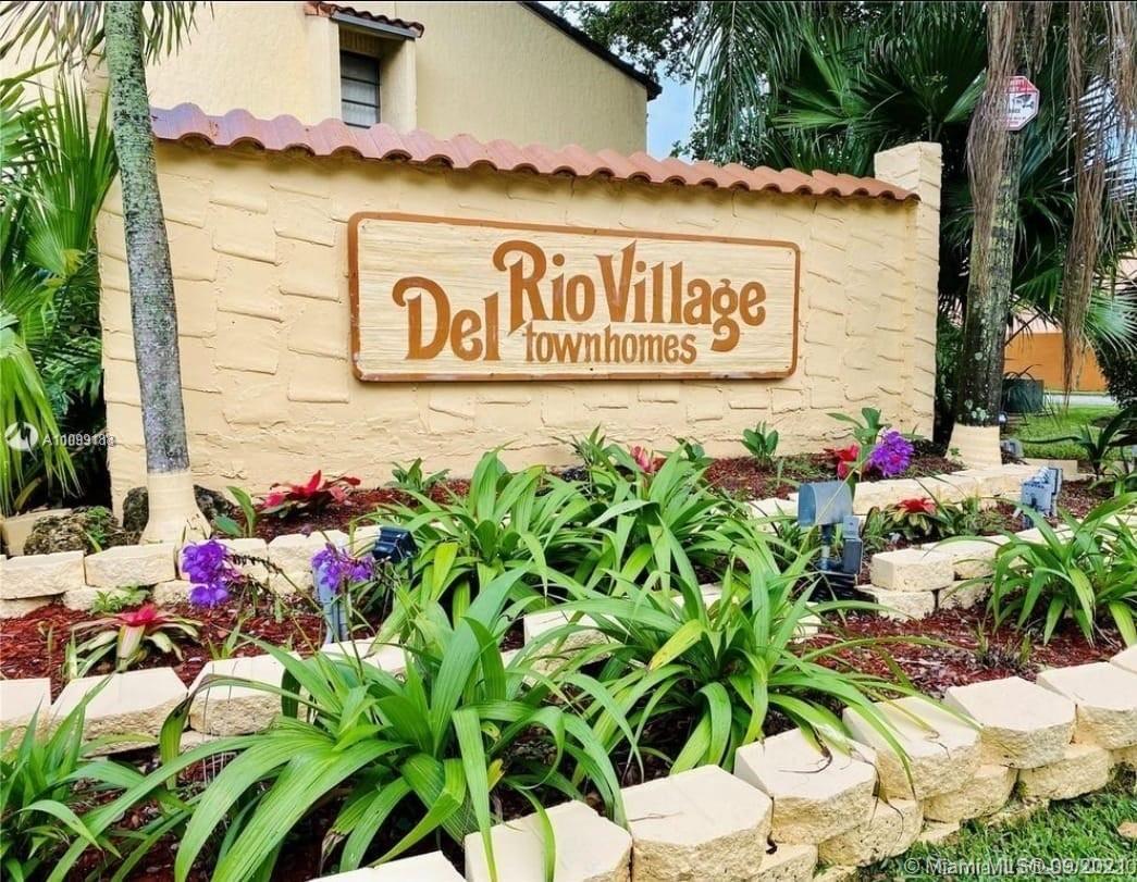 4006 Del Rio Way #4006, Sunrise, FL 33351 - #: A11099188