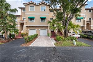 Photo of Listing MLS a10755189 in 1309 NW 126th Ave #1309 Sunrise FL 33323