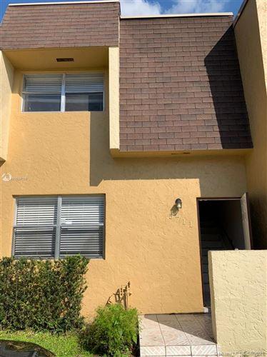 Photo of 5711 Blueberry Ct #130, Lauderhill, FL 33313 (MLS # A11034189)