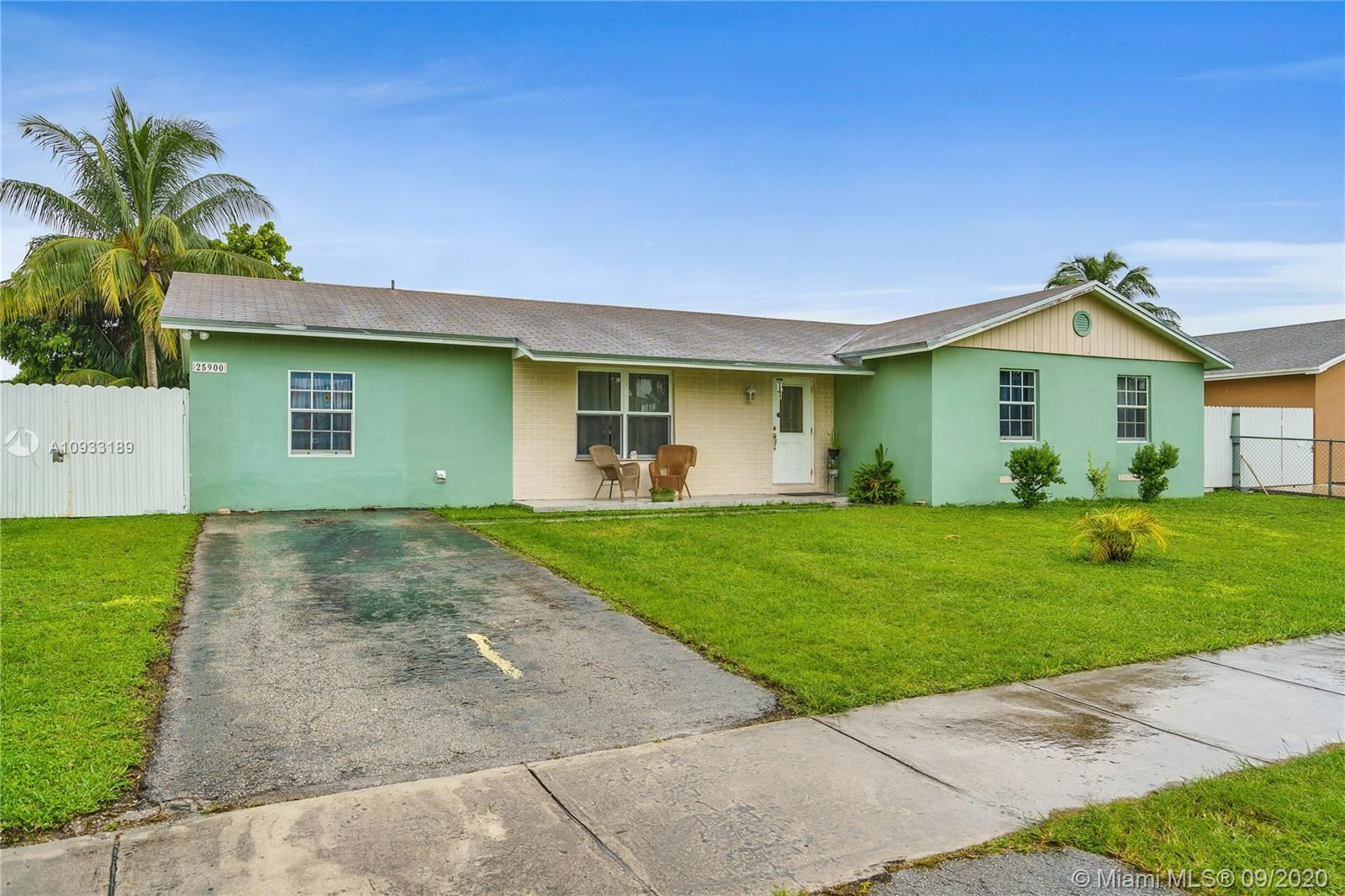 25900 SW 132nd Pl, Homestead, FL 33032 - #: A10933189
