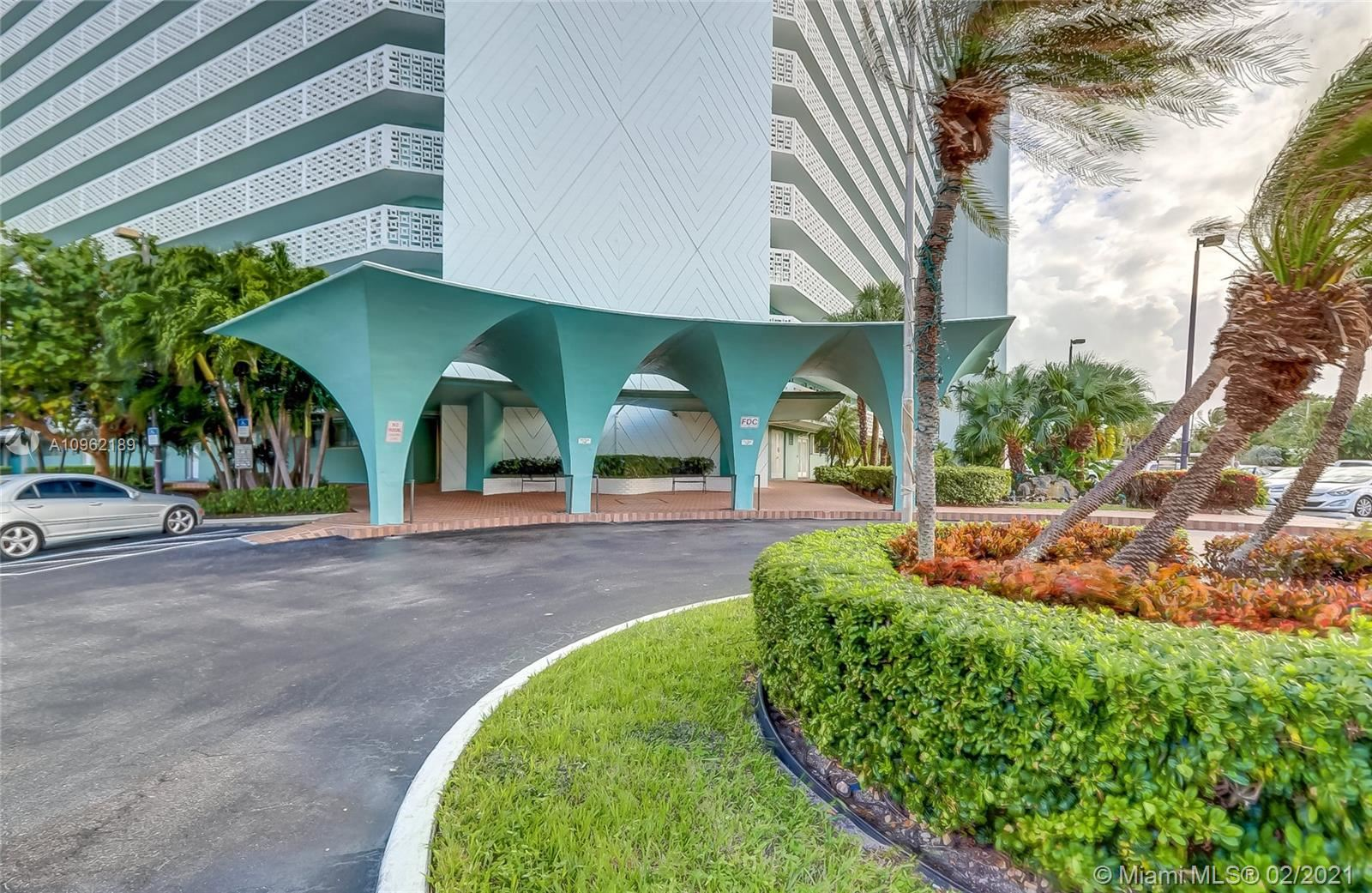 Photo of 1900 S Ocean Dr #608, Fort Lauderdale, FL 33316 (MLS # A10962189)