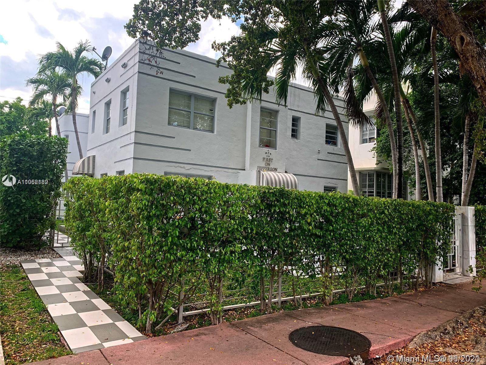 928 Jefferson Ave #8, Miami Beach, FL 33139 - #: A11062189