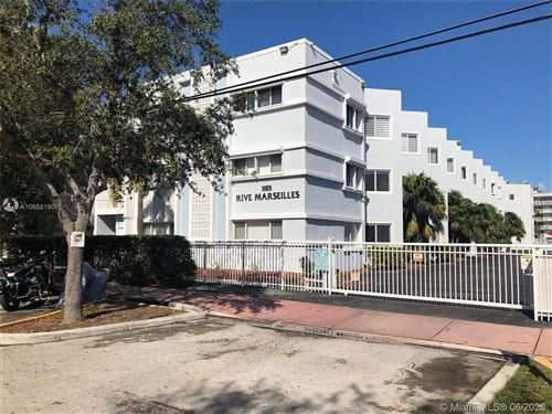 Photo of 1185 Marseille Dr #209, Miami Beach, FL 33141 (MLS # A10658190)