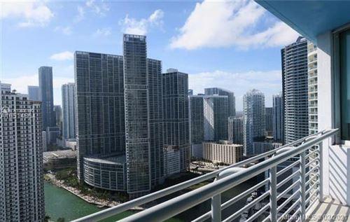 Photo of 325 S Biscayne Blvd #3619, Miami, FL 33131 (MLS # A10838190)