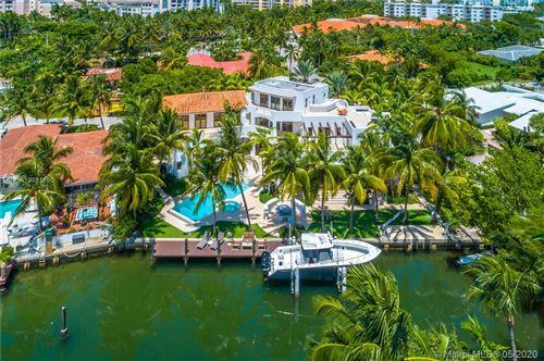 Photo of 100 Island Drive, Key Biscayne, FL 33149 (MLS # A10861190)